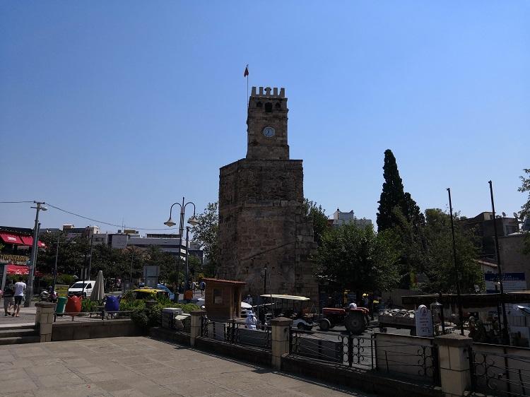 Clock Tower - Antalya
