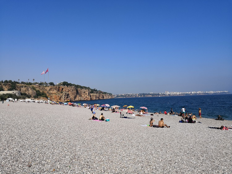 Konyaalti Beach - Antalya, where to stay and what to do?