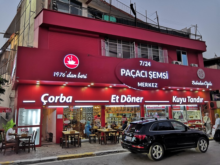 Paçacı Şemsi Merkez Restaurant - Antalya, where to stay and what to do?