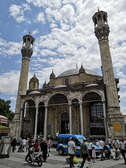 Aziziye Mosque - Ottoman Konya