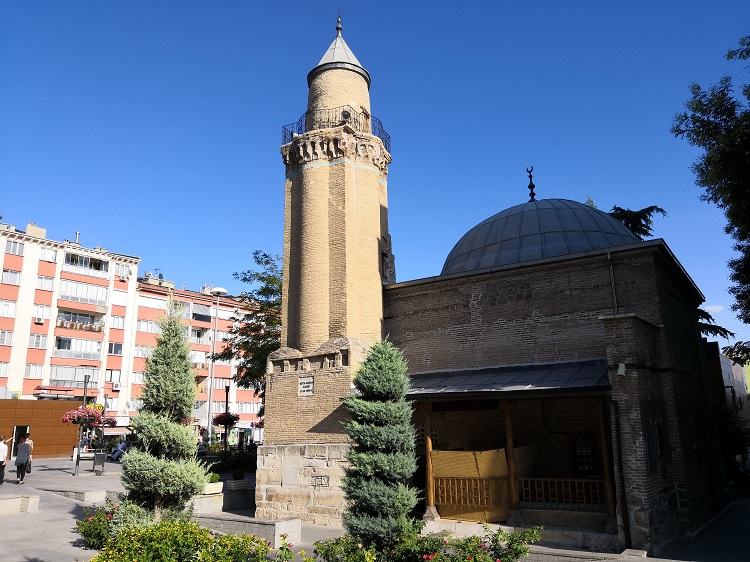 Hoca Hasan Mosque - Seljuk Konya
