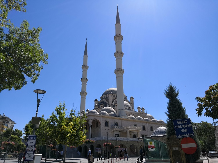 Haci Veyiszade Mosque - Konya