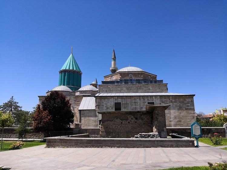 Mevlana Museum - Konya