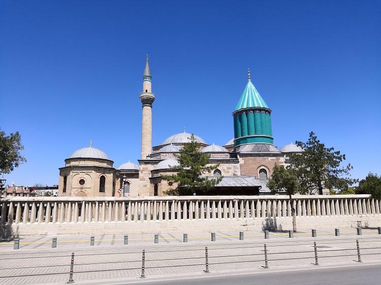 Mevlana Museum - Seljuk Konya