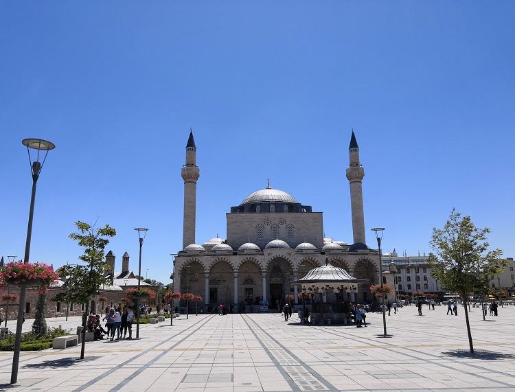 Selimiye Mosque - Ottoman Konya