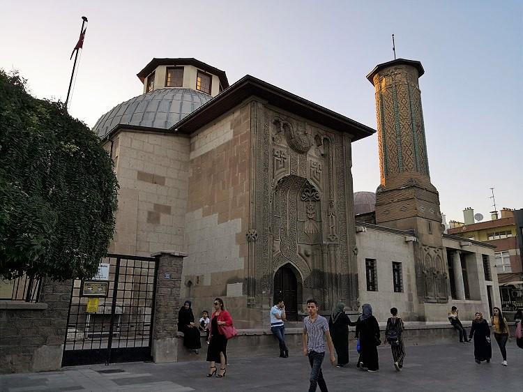 Ince Minaret Madrasa - Seljuk Konya