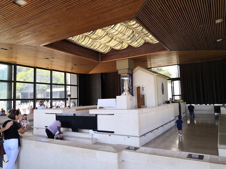 Chapel of the Apparitions - Fatima
