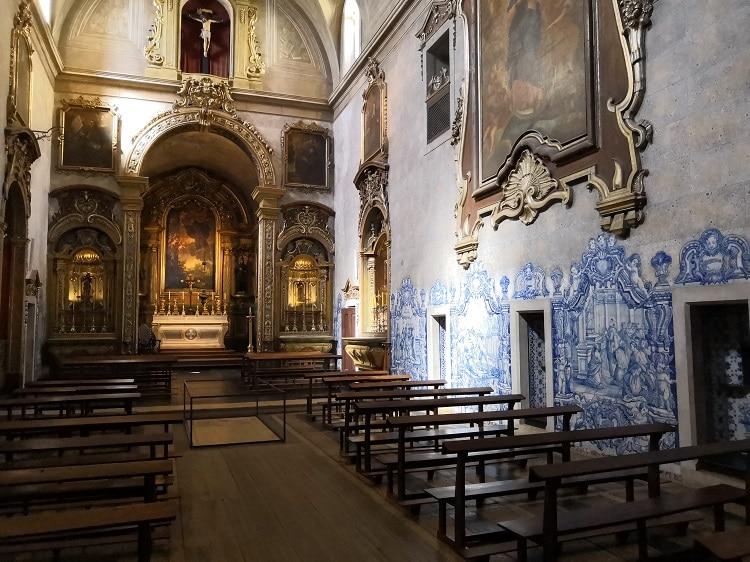 Convent of São Pedro de Alcântara - Lisbon