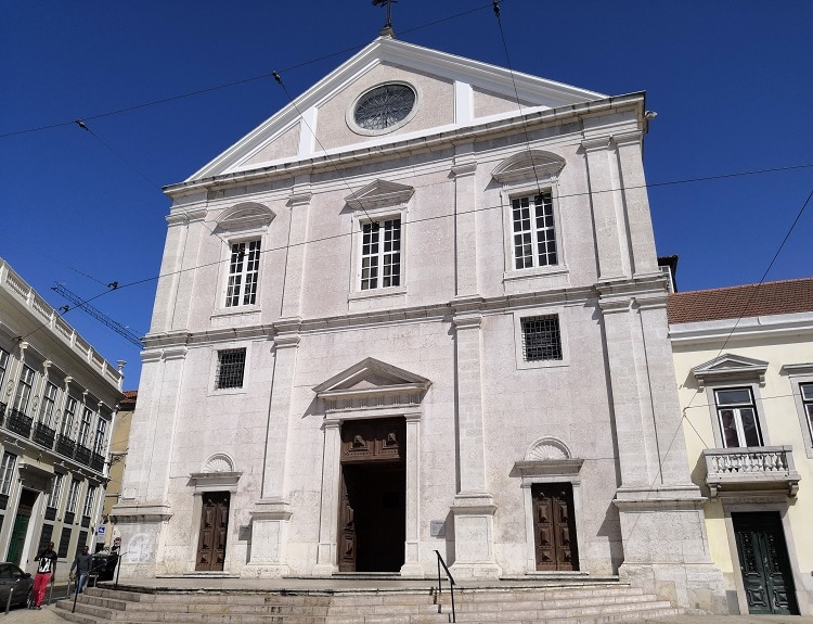 Church of São Roque - Lisbon