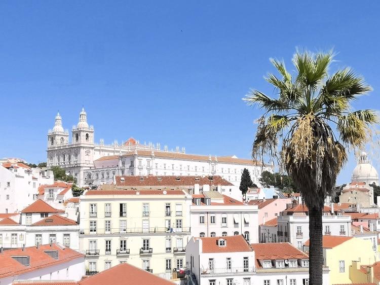Monastery of São Vicente de Fora - Lisbon