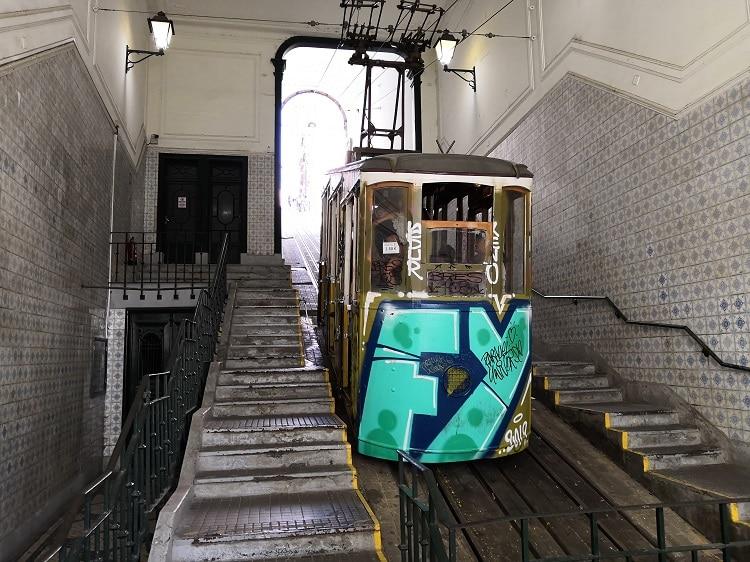 Bica Funicular - Lisbon