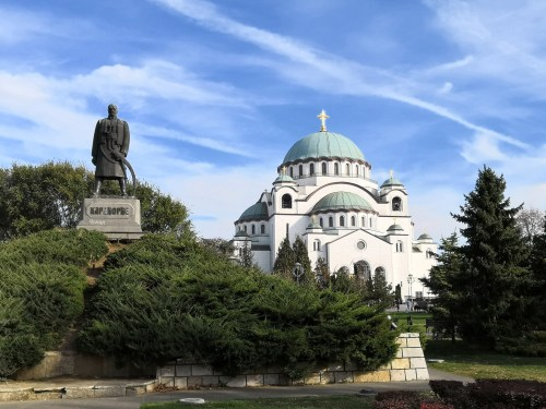Serbian Orthodox Churches in Belgrade (part 1)
