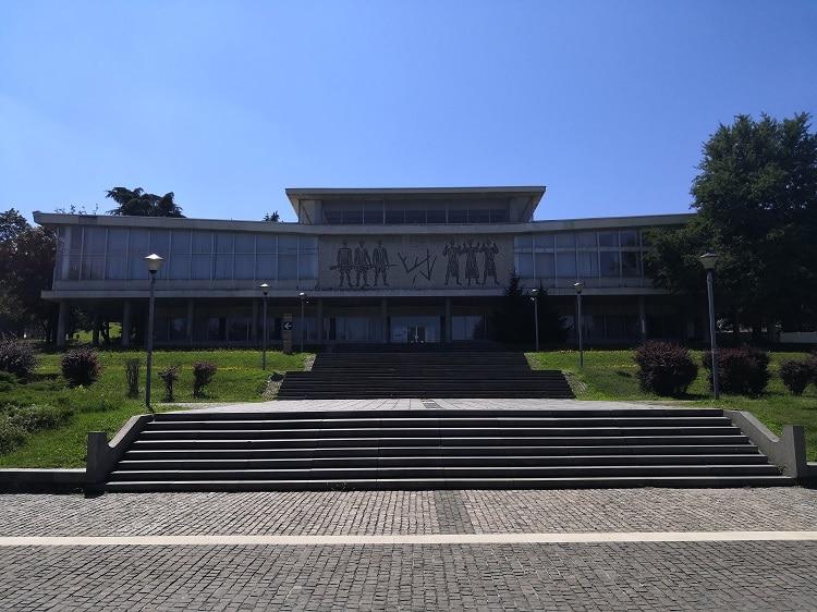 Museum of Yugoslavia - Belgrade