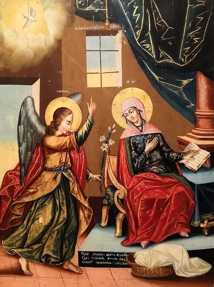 Serbian Baroque painting