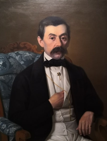 Portraits in Serbian painting