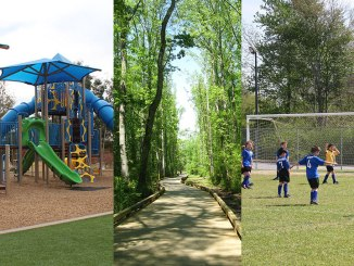 Forsyth County Parks and Recreation