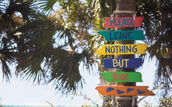 Plastic Free Travel Tips