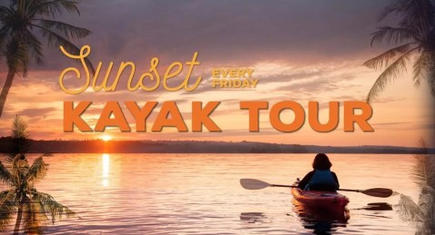 Sunset Kayak Tours @ Park & Ocean at Birch State Park