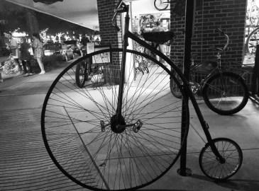 old school bike