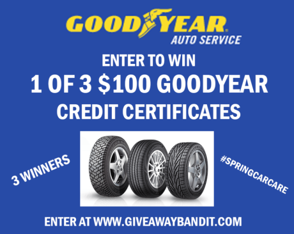 Goodyear Giveaway