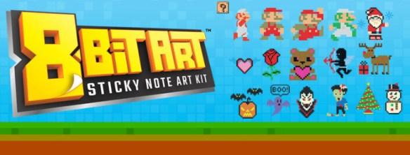 8-Bit Art Kits