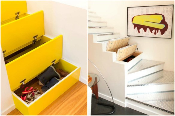 Organize Your Living Space