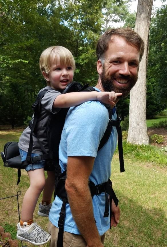 Freeloader Toddler Carrier