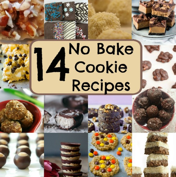 NO bake cookie recipe