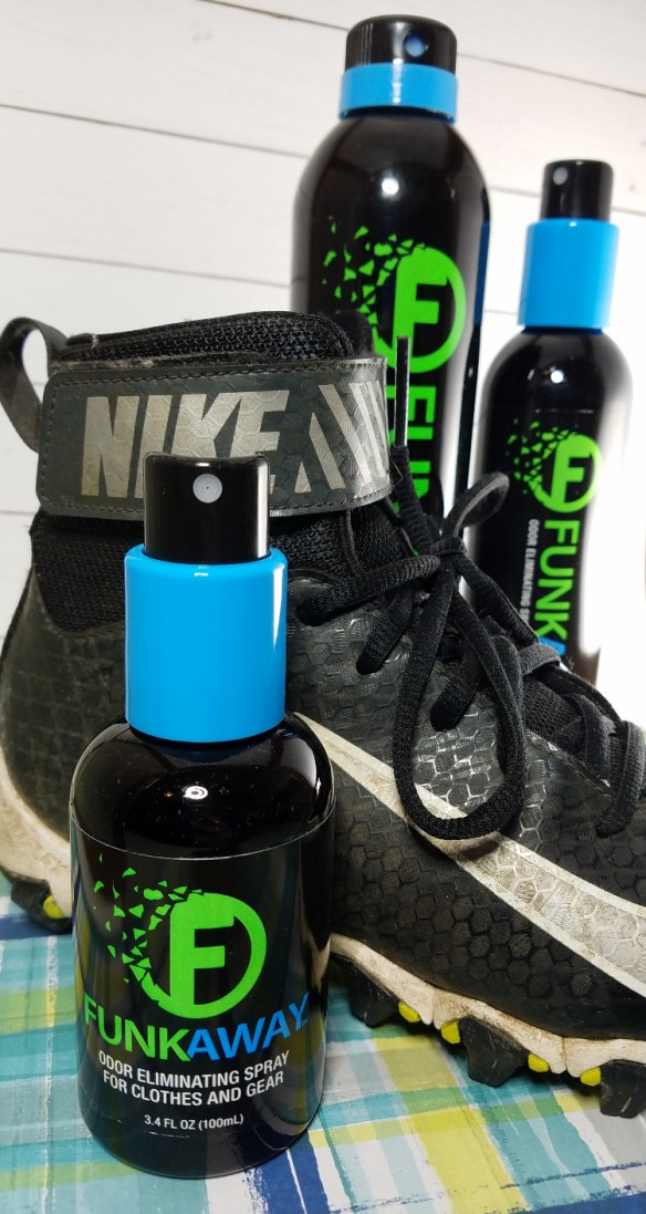 sports equipment odors