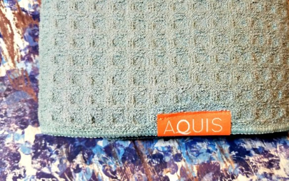 AQUIS Luxe Hair Towel Dry Lushes Locks Faster