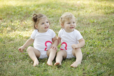 Matching Outfits Make My Twins Cuter