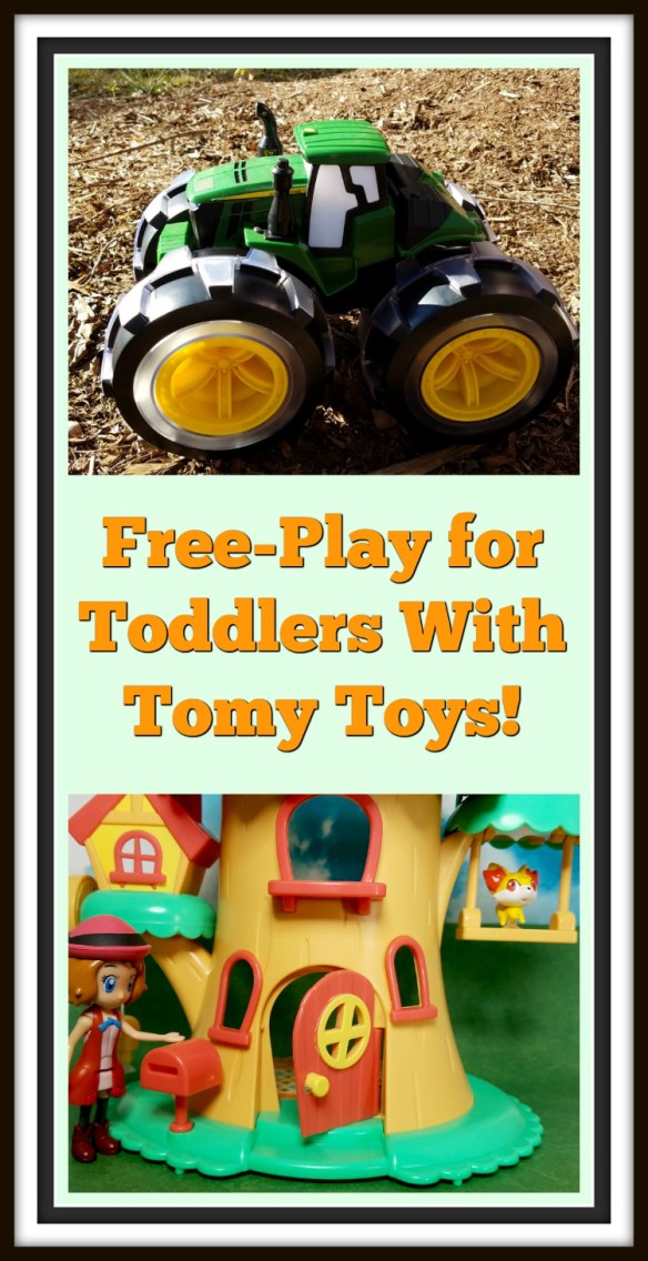 toddler free play