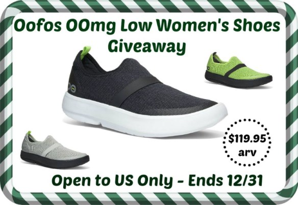 shoe giveaway