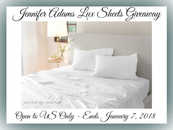 Lux Sheets Giveaway