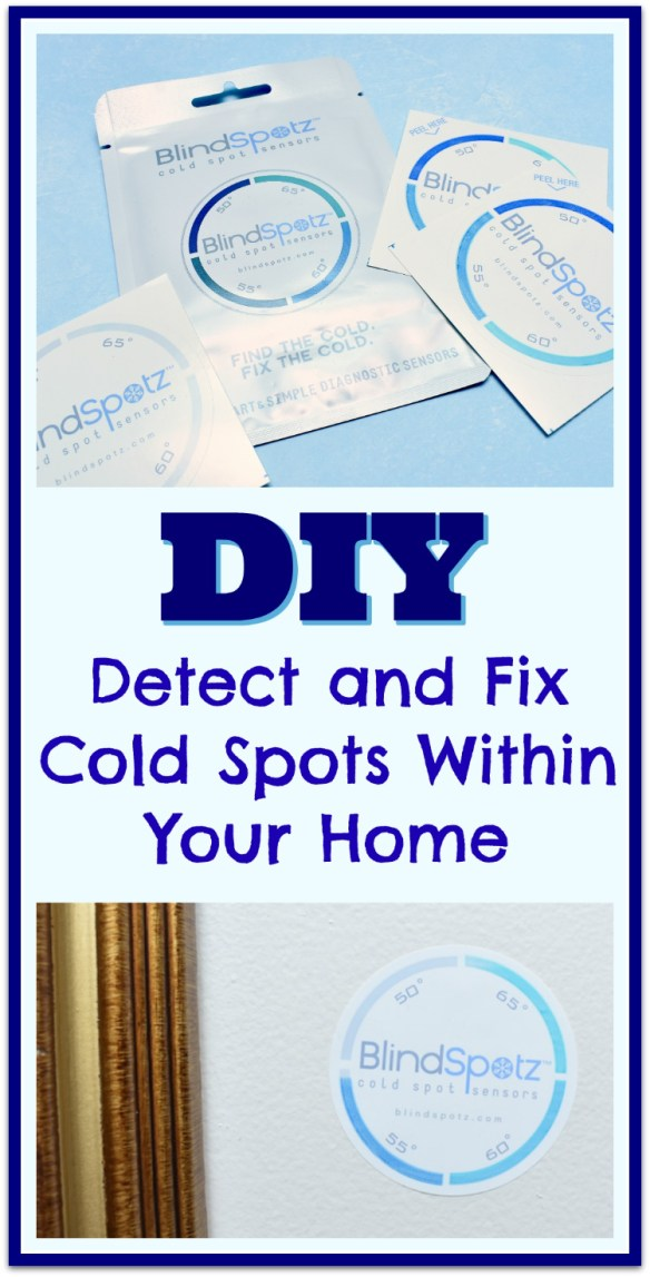 Detect cold drafts