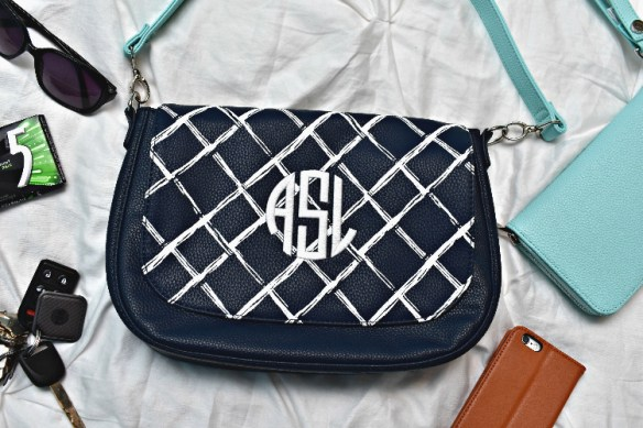 customizable purse