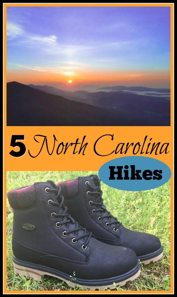 North Carolina Hikes