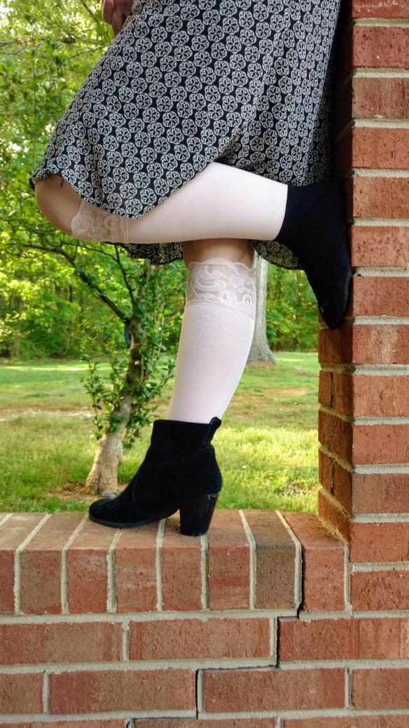 Panty Hose Alternative