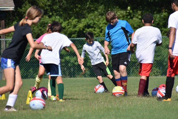British Soccer Camp