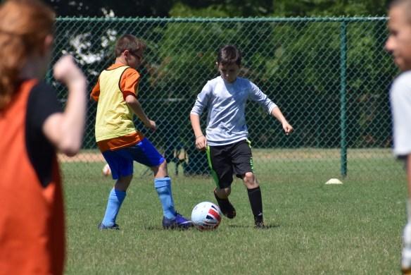 British Soccer Camp