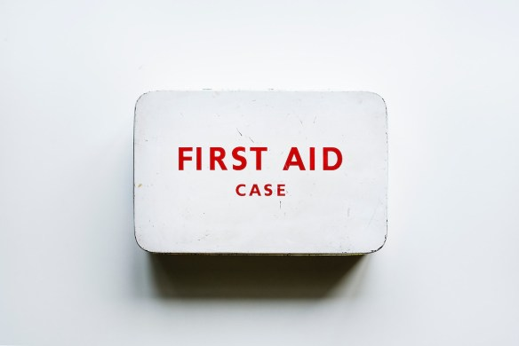 camping first aid