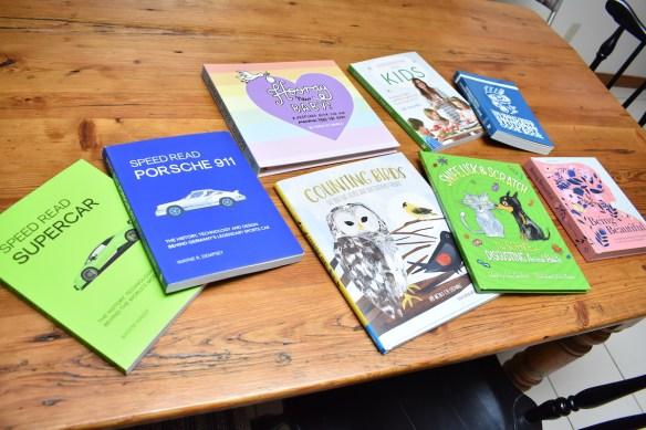 book titles