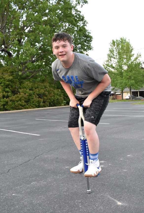 pogo stick health benefits