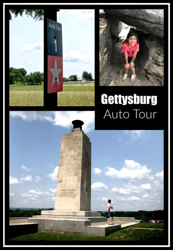Gettysburg Car Tour