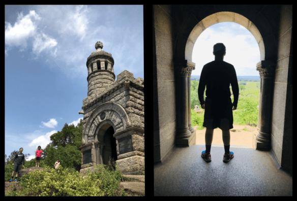 Gettysburg Monuments