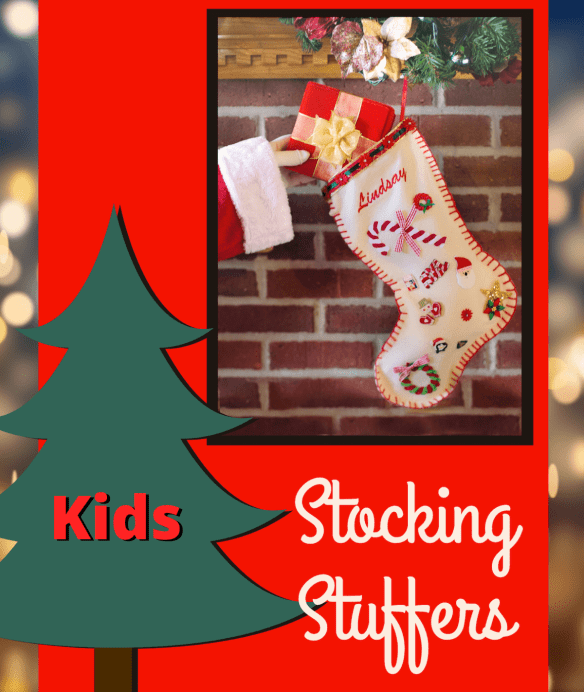 kids stocking stuffers