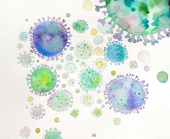 avoiding germs