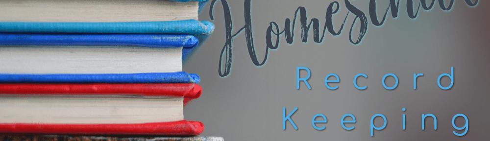 homeschool record