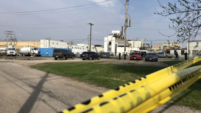 1 dead, 8 injured after paint plant explosion in northeast Columbus | WTTE