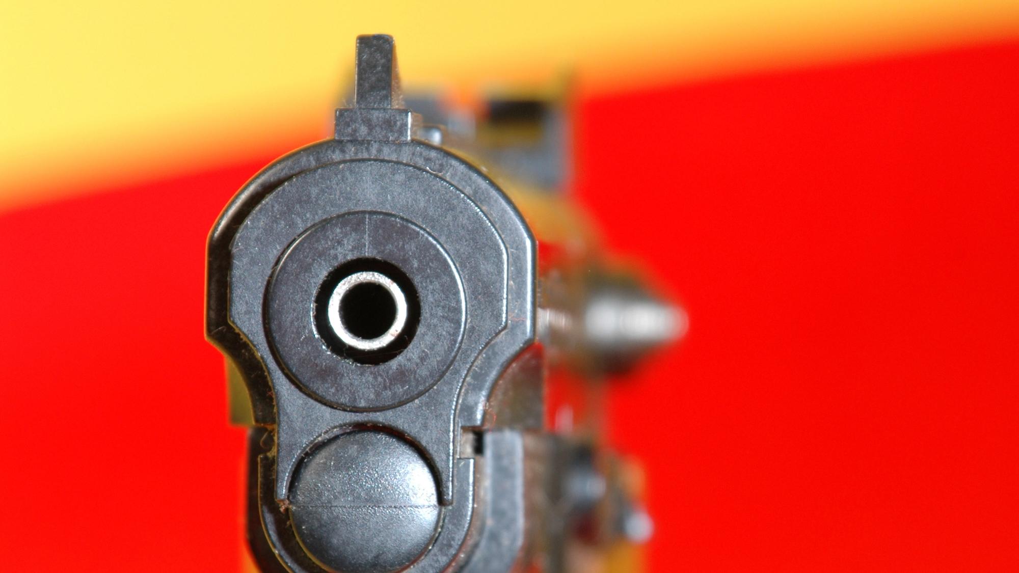 Stock image of a BB gun. (Thinkstock)